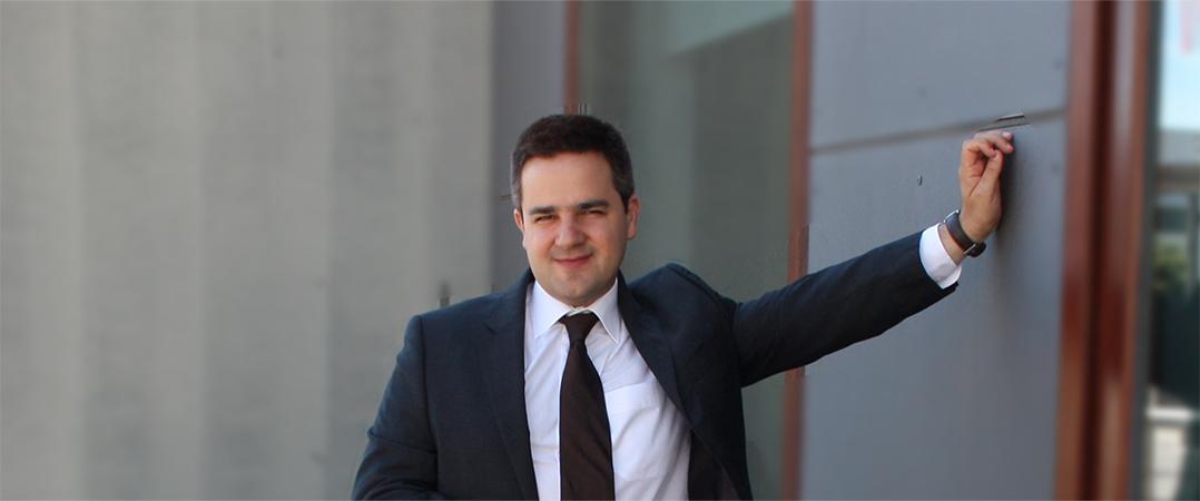 Leandro Luís Pereira, CEO da Winning Scientific Management