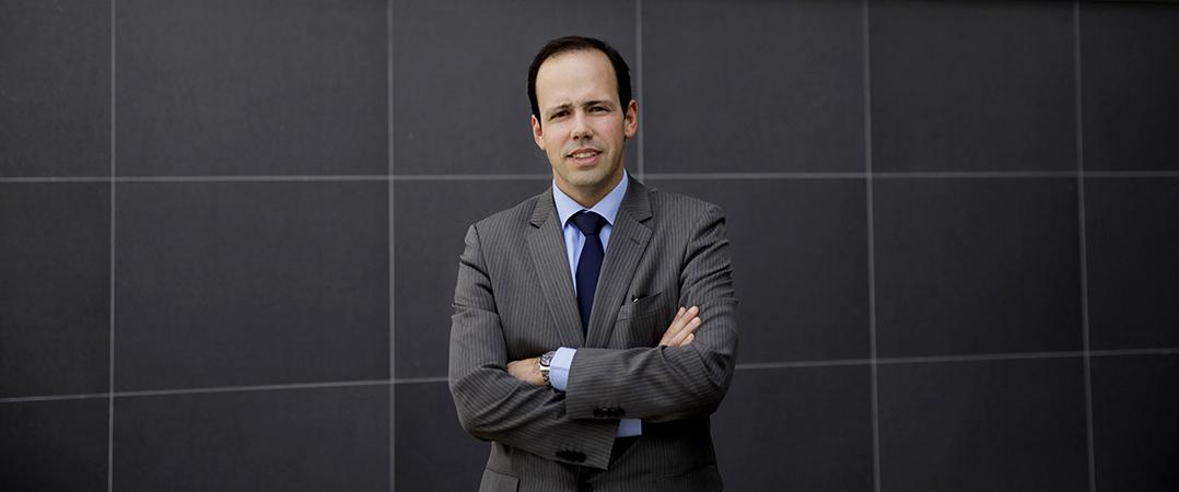 Pedro Cilínio, diretor da DIN – Direção de Investimento para a Inovação e Competitividade Empresarial