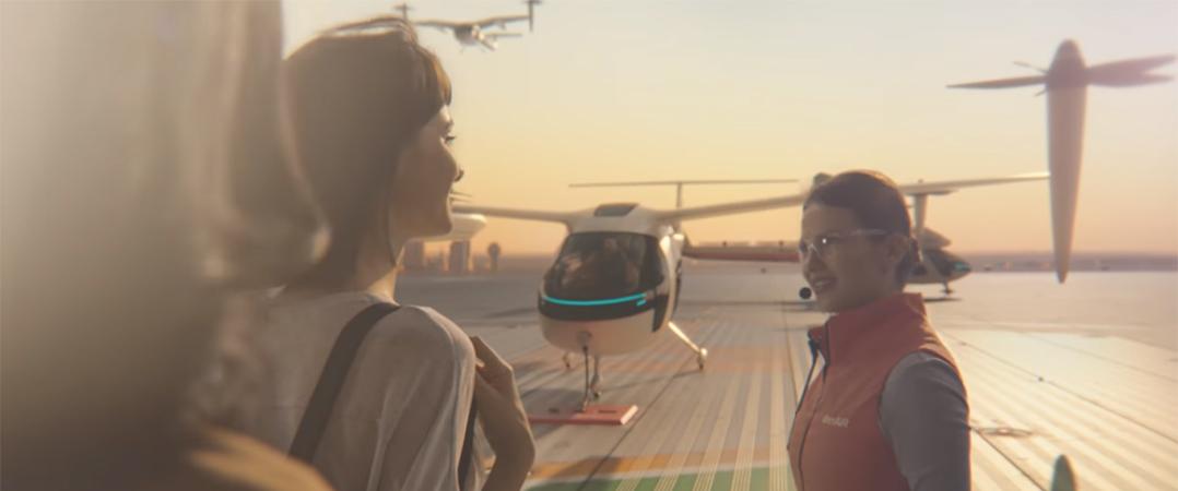 UberAIR, a nova solução para as grandes cidades vai chegar a LA em 2020