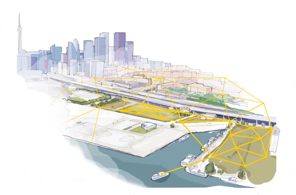 Alphabet vai construir uma smart city de raiz