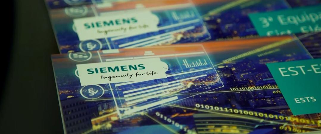 Concurso: Siemens procura geração Geração Simaris Design