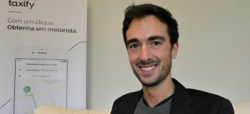 David Ferreira da Silva, country manager da Taxify Portugal