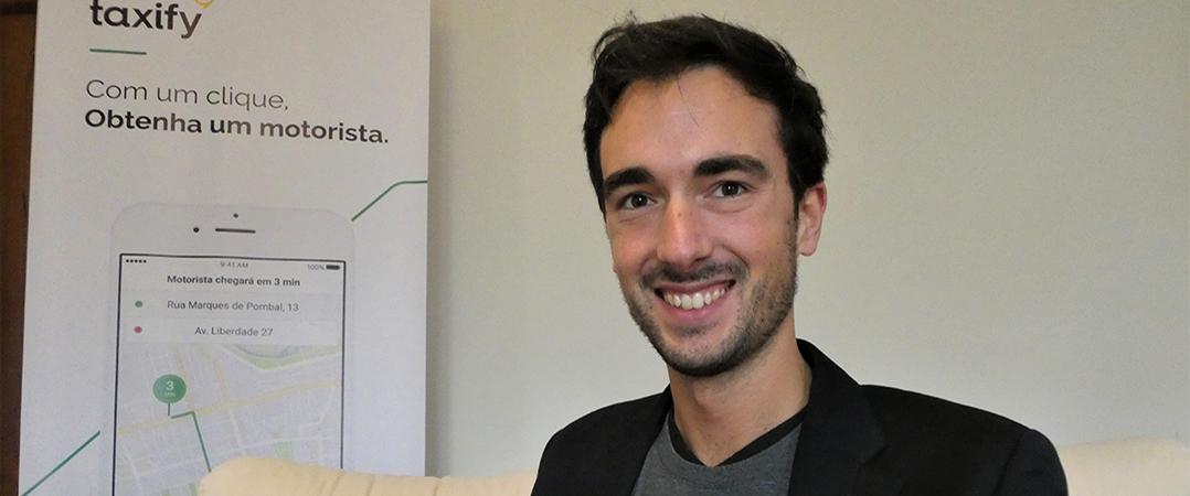 David Ferreira da Silva, country manager da Taxify Portugal