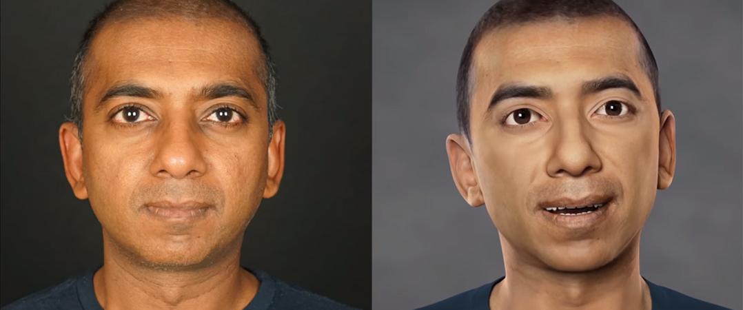 Inteligência artificial: Start-up está a criar cópias virtuais de pessoas reais