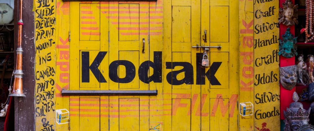 Kodak regressa com moeda virtual e tecnologia blockchain
