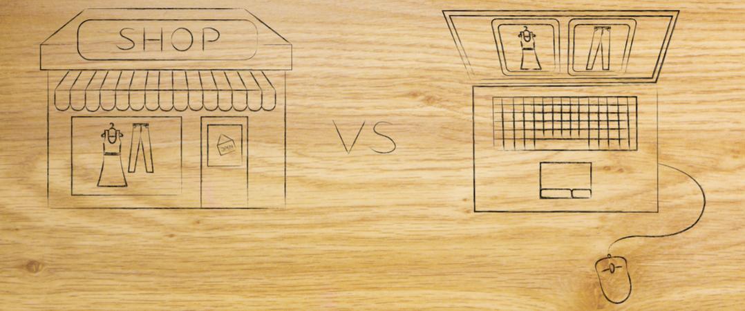 Retalho: Lojas físicas continuam a vencer e-commerce