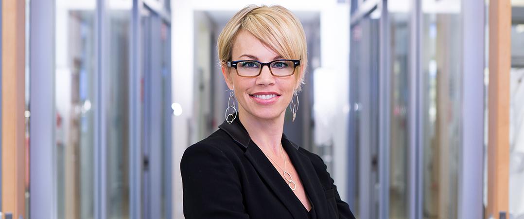 Melinda Richter diretora da Johnson & Johnson Innovation