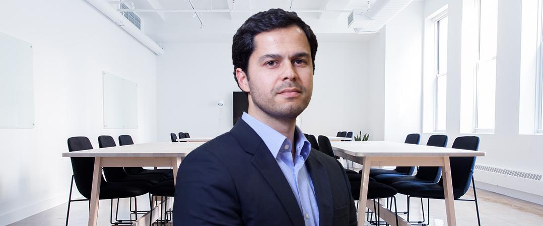 Adelino Costa Matos, presidente da ANJE