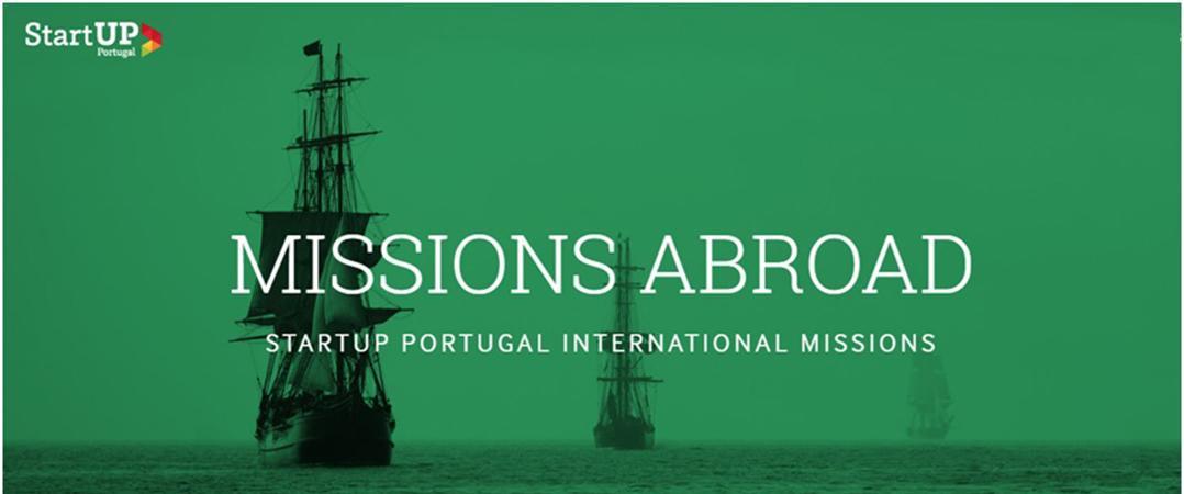 StartUp Portugal prepara missões