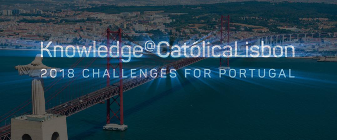 Envelhecimento é o maior desafio para a economia portuguesa