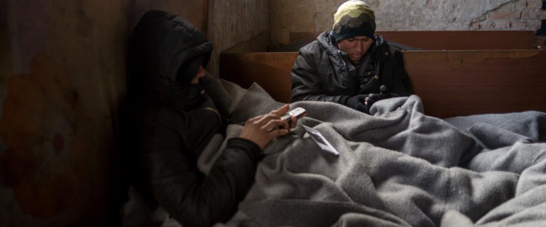 Start-ups fintech podem ser cruciais no apoio aos refugiados