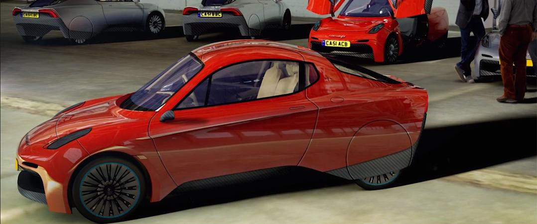 Crowdfunding do mês: um carro a hidrogénio que nunca vai ser vendido