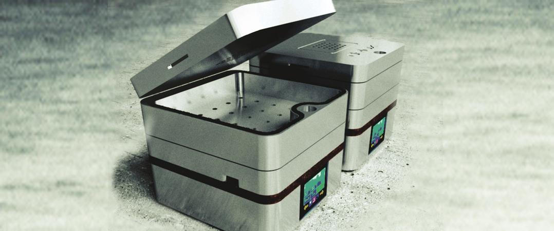 Delox solicita investidores para aparelho de bio-descontaminação