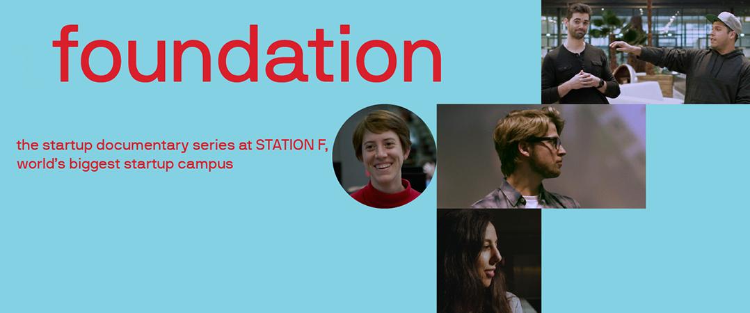 Foundation: um documentário sobre como criar uma start-up
