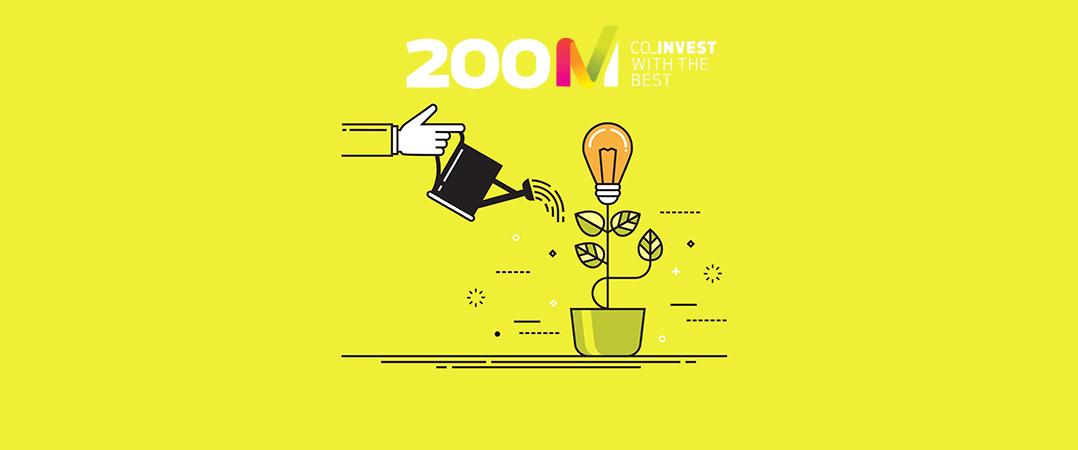 Fundo 200M vai ser disponibilizado a partir do final de abril