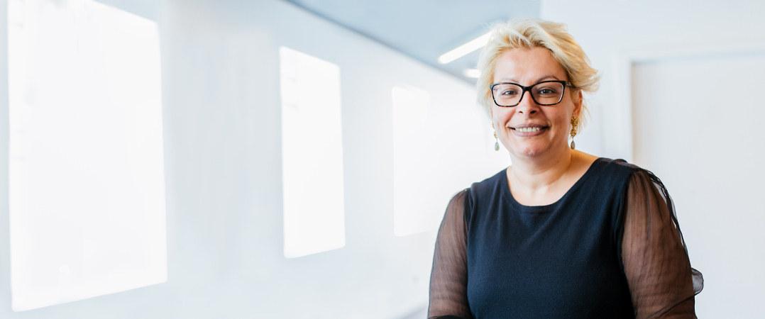 Teresa Damásio, administradora do Grupo Ensinus