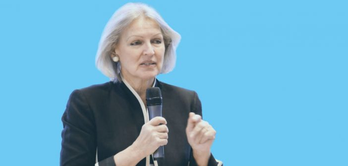 Candace Johnson, presidente da EBAN-European Business Angels Network
