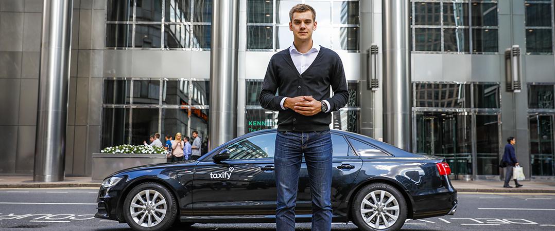 Taxify recebe 150M€ da Daimler e prepara lançamento no Porto