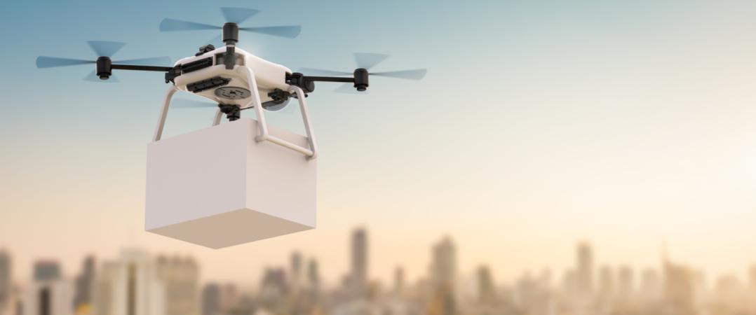 Boeing investe em drones autónomos que fazem entregas