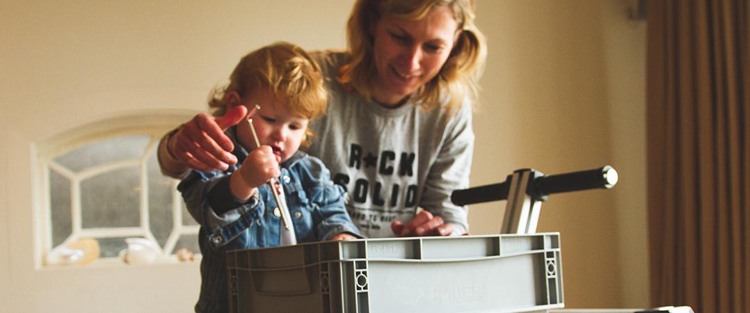 Crowdfunding do mês: reinventar a criatividade das crianças