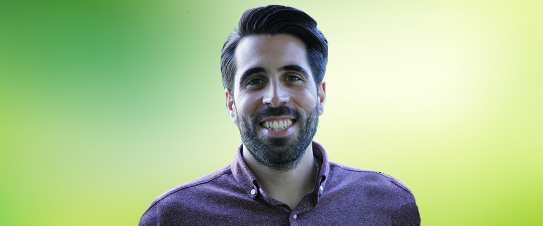 Fábio Chaves, Brand Developer da marca Knorr, em Londres