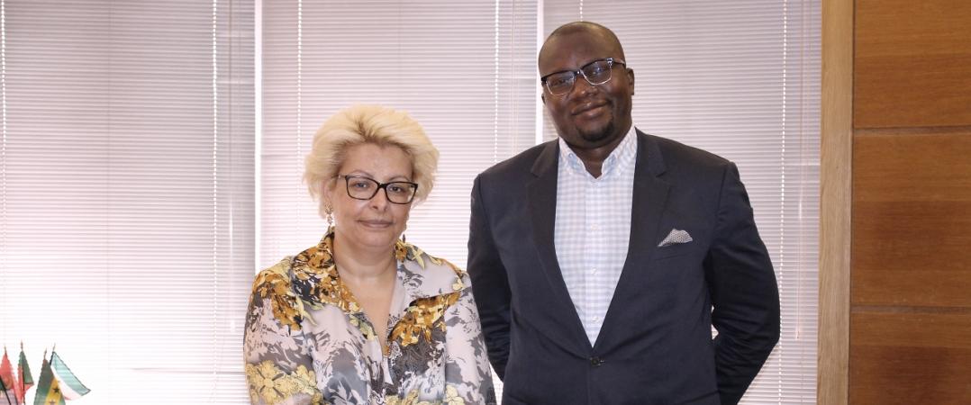 """""""Temos um compromisso com a empregabilidade na Guiné-Bissau"""""""