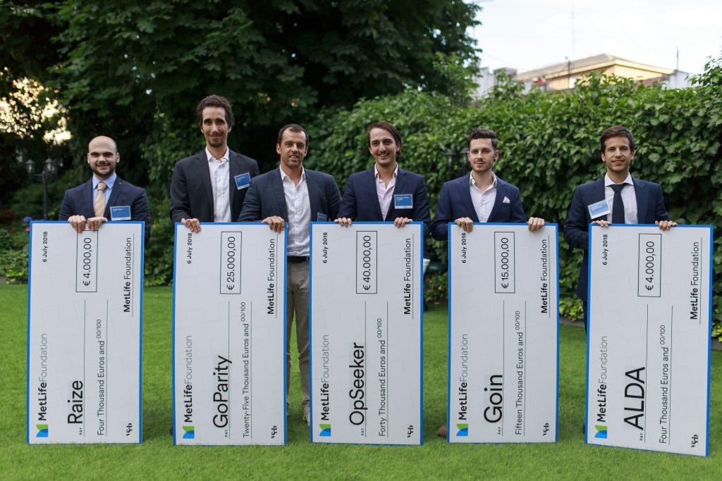 Portuguesa GoParity recebe 25 mil euros para promover a inclusão financeira