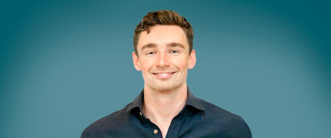 Ross Brooks, BD e Finance Associate do Katapult Ocean