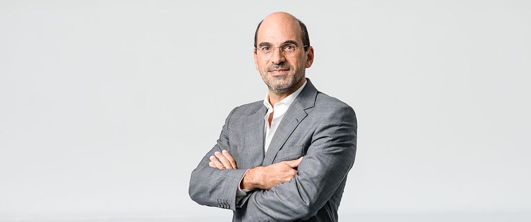 Diogo Alarcão, CEO da Mercer Portugal