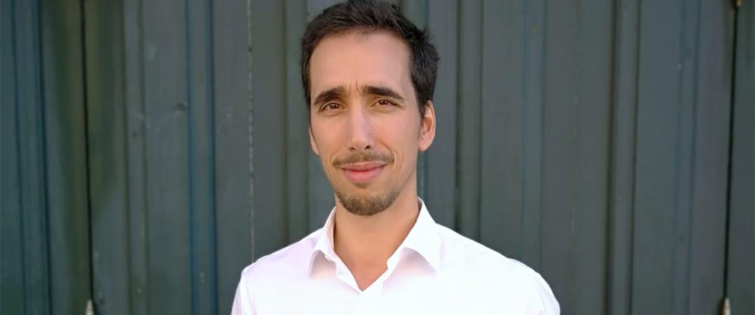 Luís Couto, cofundador e CFO da GoParity