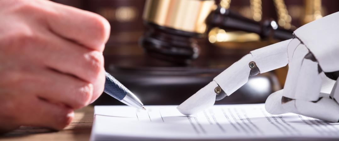 1 robot vs. 20 advogados - quem deteta mais erros num contrato