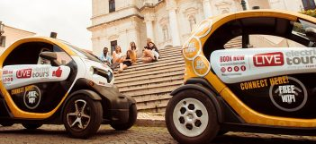 Live Electric Tours está na final da StartUp Europe Awards