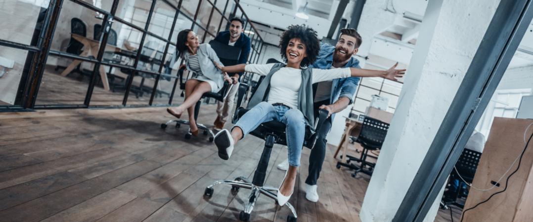 O que traz maior felicidade ao trabalho