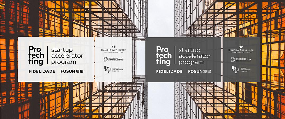 Protechting 3.0 - vencedores apresentados na Web Summit