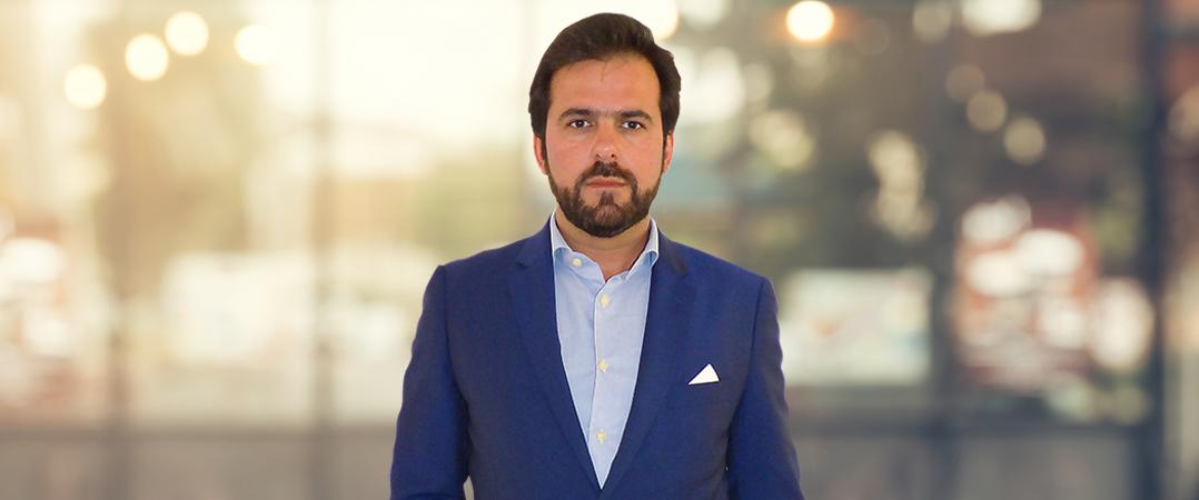 Tiago Farinha, diretor geral da KCS iT