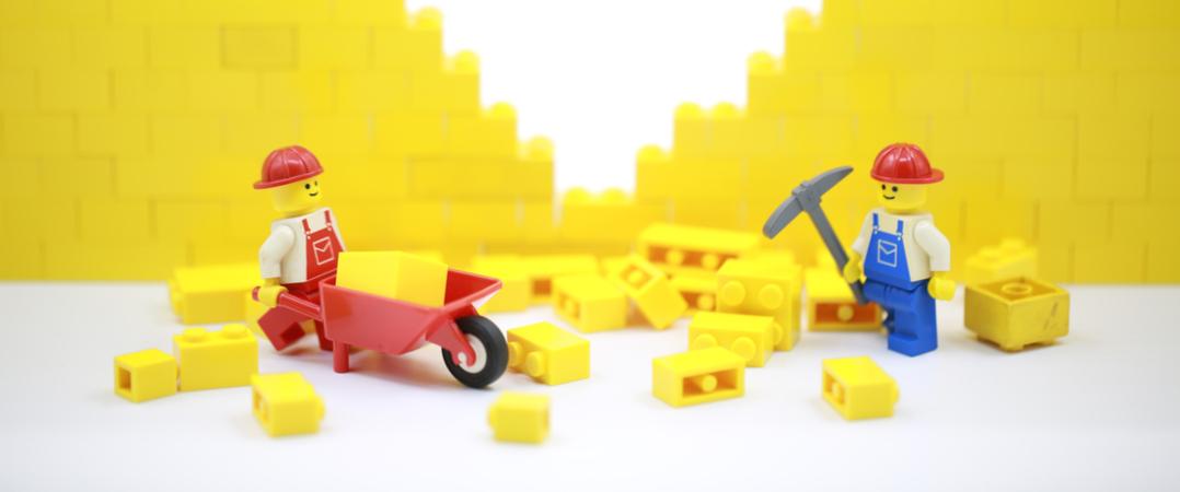 Reconstrua a sua empresa peça a peça com as lições da Lego