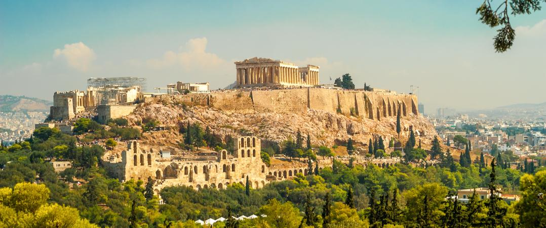 Atenas é a Capital Europeia da Inovação em 2018
