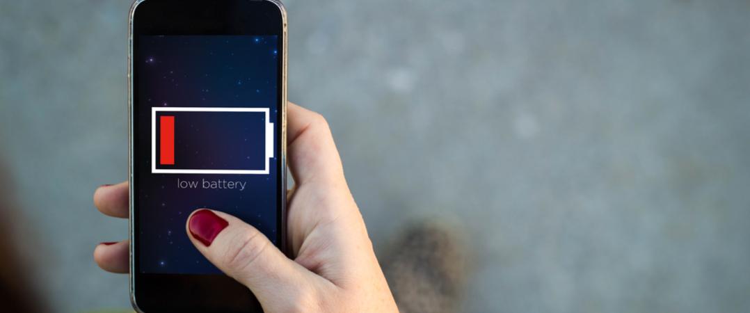 7 apps que estão a acabar com a bateria de um telemóvel Android