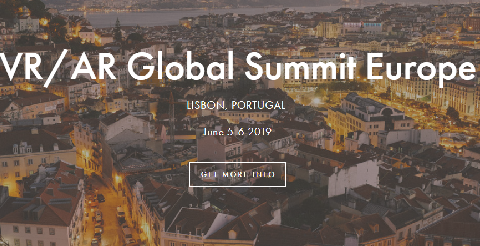VR AR Global Summit Europe Lisboa