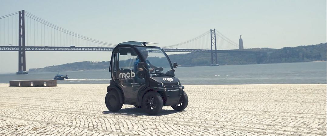 ajude a MobieTours a por o negócio sobre rodas
