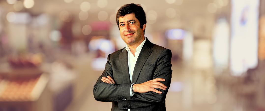 Carlos Sezões, coordenador da Plataforma Portugal Agora