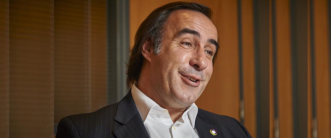 Jorge Delgado, CEO Grupo Compta