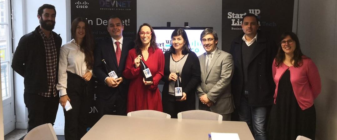 Cisco e Startup Lisboa assinam parceria