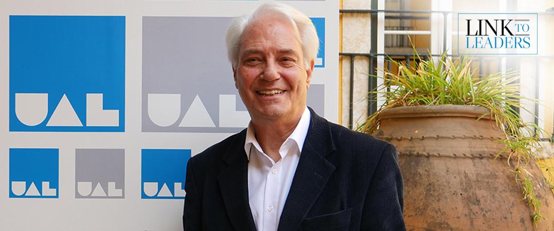 Samuel Silva, presidente do Conselho Fiscal da UAL