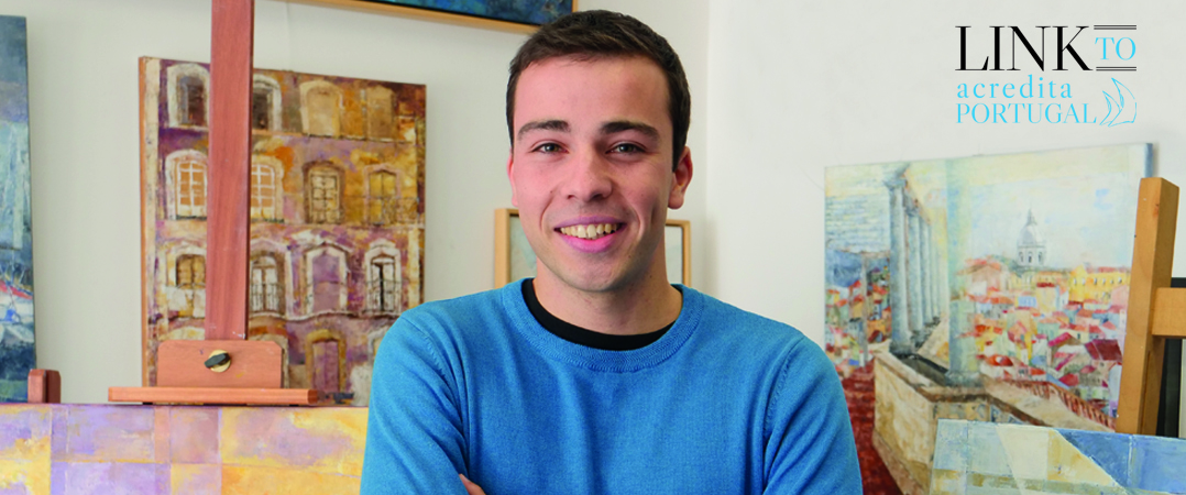 André Santos, fundador da What a Tutor