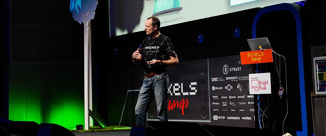 Walter Belgers - Cinco dicas de um hacker que o vão fazer pensar na segurança da sua empresa