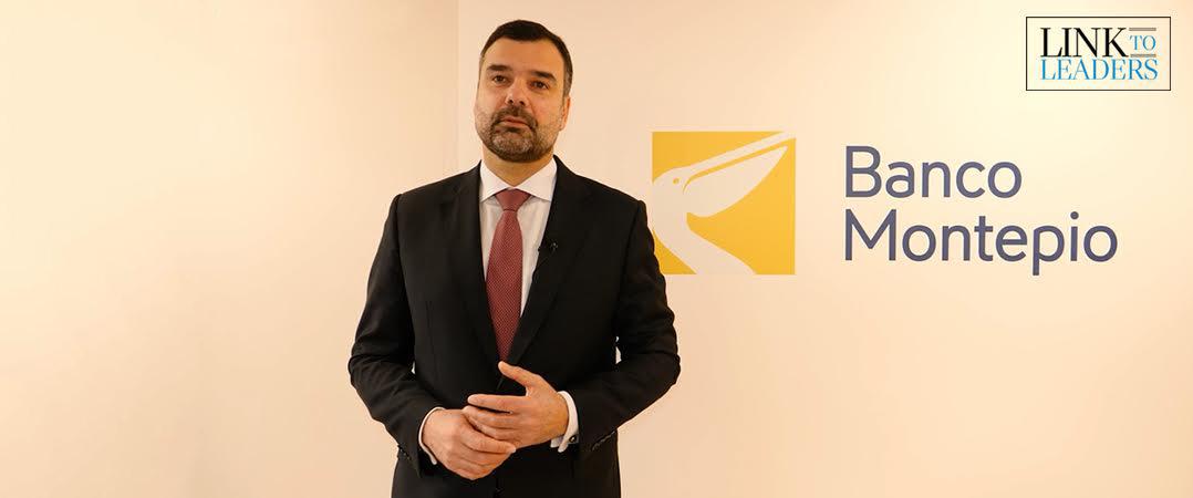 Fernando Amaro, Diretor Comercial da Área de Economia Social e Setor Público do Banco Montepio