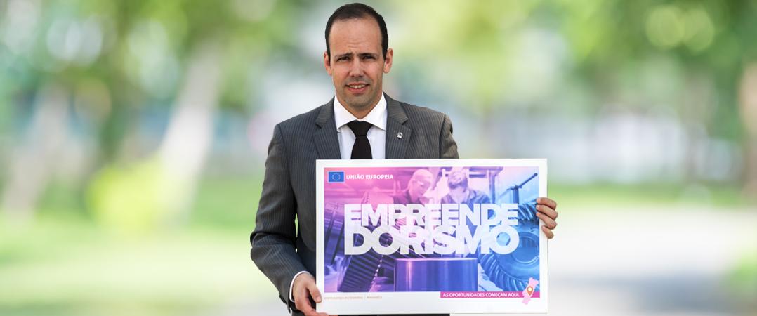Pedro Cilínio, diretor da DIN*