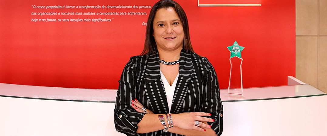Maria João Ceitil, HR Consulting Coordinator na CEGOC