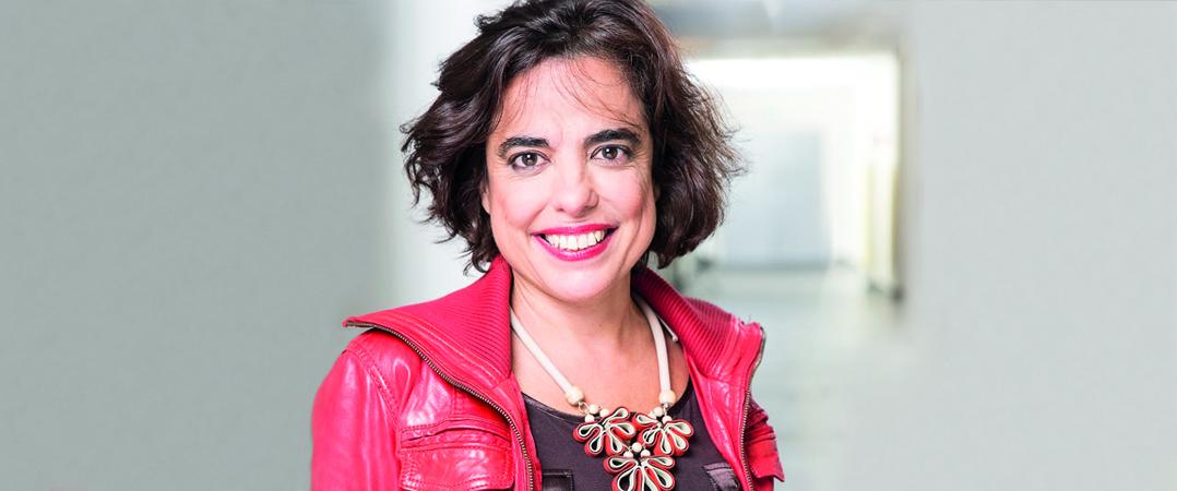 Margarida Pena, diretora de Recursos Humanos e Logística da Cofidis